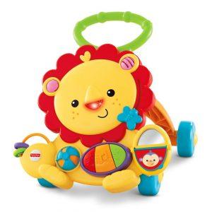 Lion Baby Walking Toy