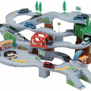 Tomica Mountain Drive Playset