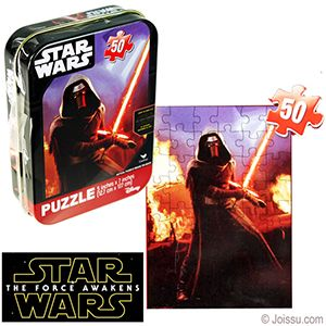 Star Wars Puzzle In Tin (50 pieces)
