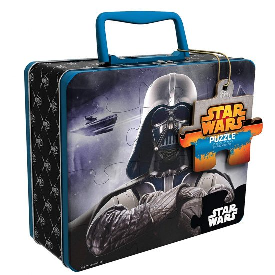 Star War Puzzle In Lunch Box Tin (48 Pieces)
