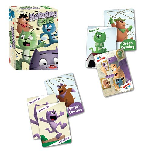 Herding Cats Card Game