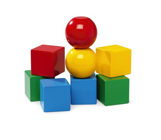 Infant & Toddler - Magnetic Blocks