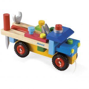 DIY Wooden Truck
