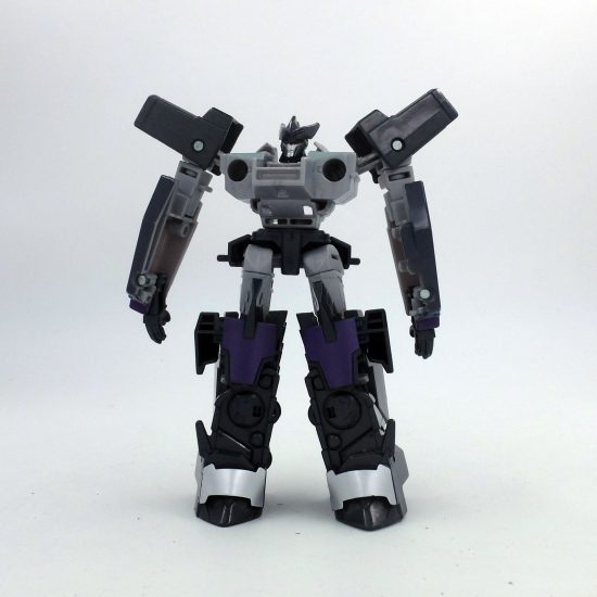 Transformers Robot (Dark Grey)