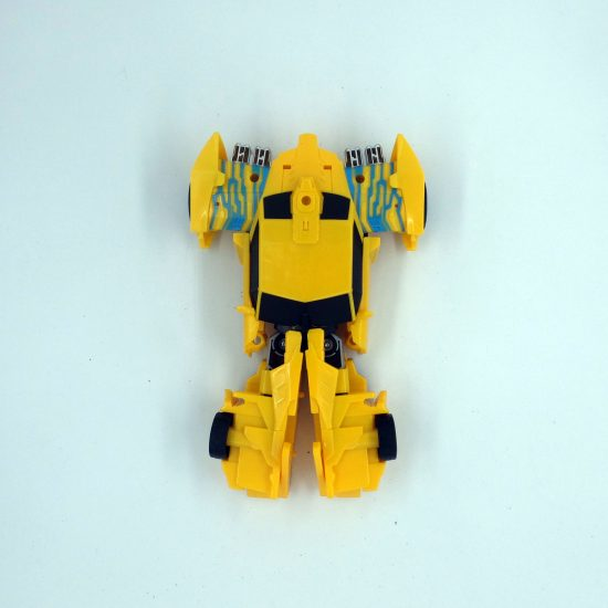 Transformers Bumblebee Pull back Action Figure