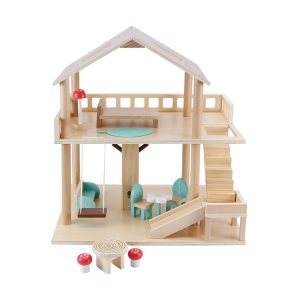 Wooden Treehouse