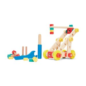50 Piece Wooden Construction Set