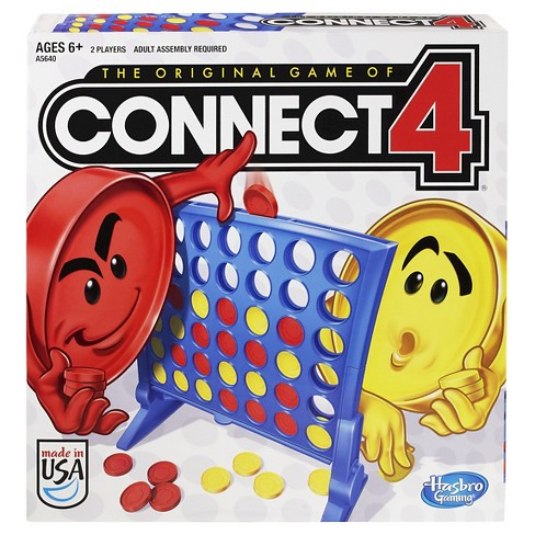 The Original Game of Connect 4