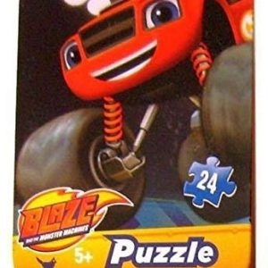 Blaze and The Monster Machines 24 Puzzle
