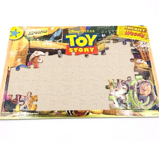 Toy Story 60-Piece Puzzle