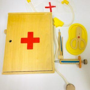 Medical Kit Toy Set