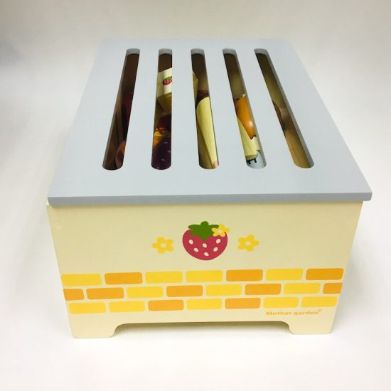 Wooden Barbeque Set