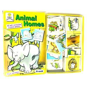 Animal Homes 20 pieces Puzzle