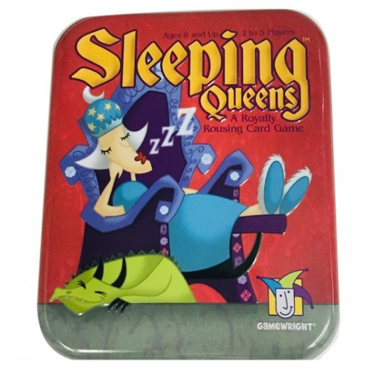 Sleeping Queens A Royally Rousing Card Game